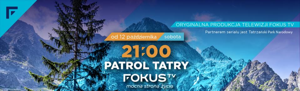 """""""Patrol Tatry"""". Serial o strażnikach gór."""