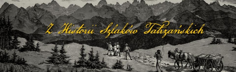 Z historii szlaków tatrzańskich